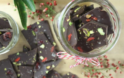 Superfood Holiday Bark