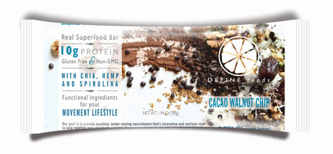 From the Kitchen to the Studio: the Journey of DEFINE foods Protein Bars