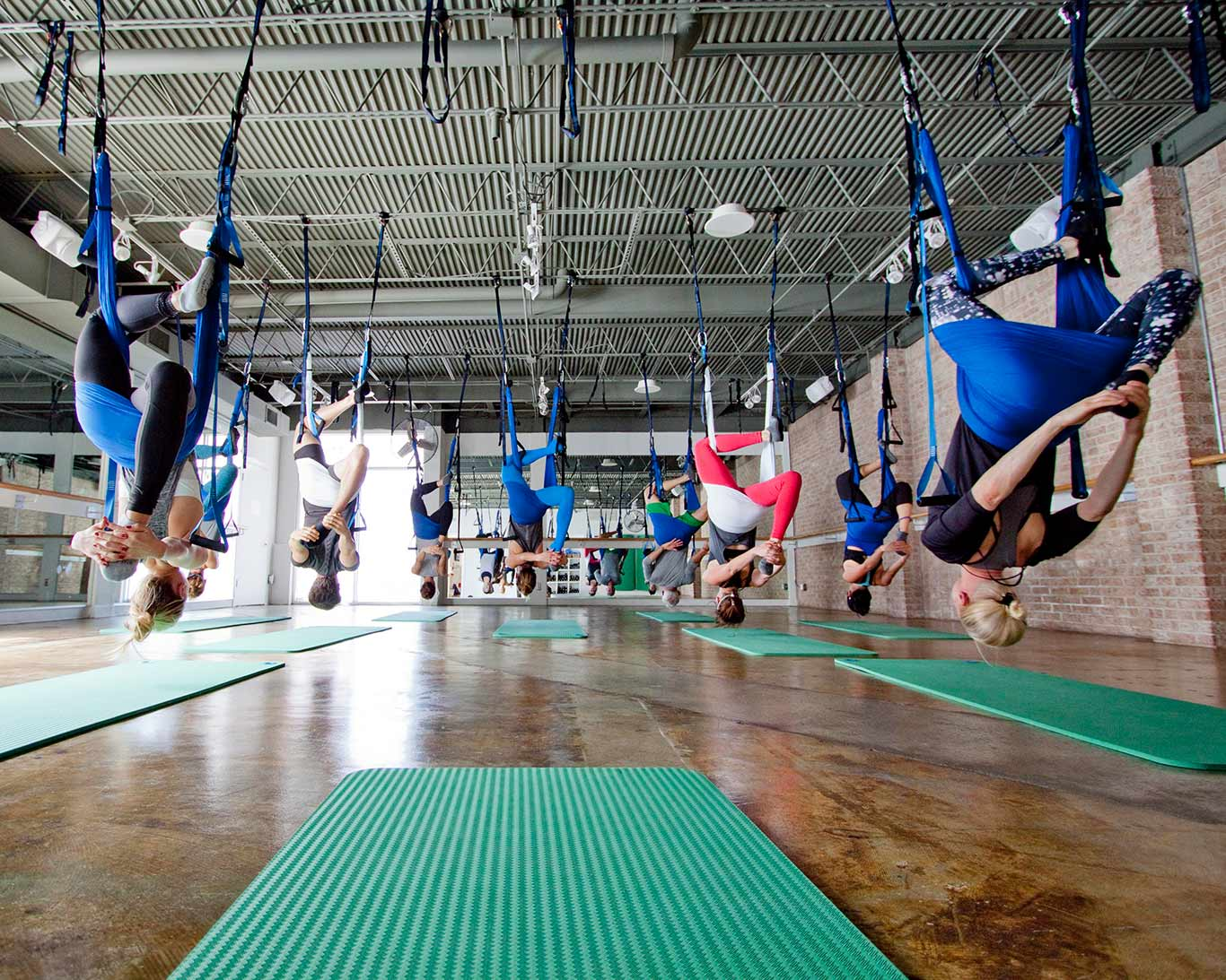 mind hammock class at DEFINE body
