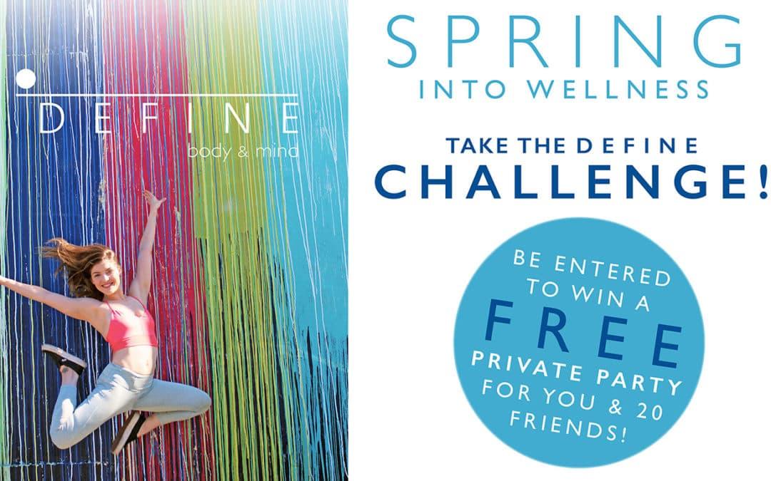 Take the DEFINE Challenge!