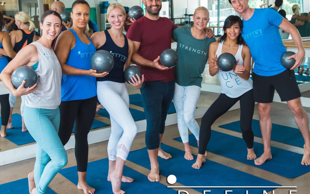 DEFINE: A Boutique Fitness Franchise Opportunity