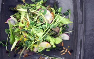 Spring Farmer's Market Recipe