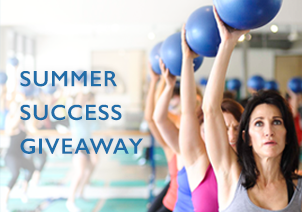 Summer Success Giveaway: Win a DEFINE body or revolution Private Event!