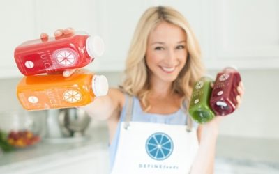 Introducing DEFINE foods Winter Cleanse Packages