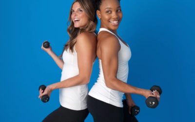 5 Reasons to Workout with A Friend