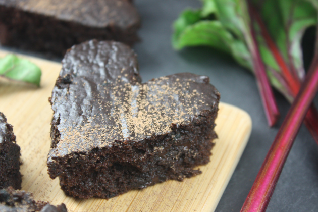 Heart Health Tips and DEFINE foods Fudgy Beet Cakes
