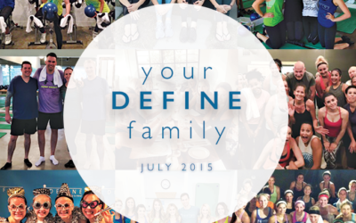 Your DEFINE Family: A Message from Henry