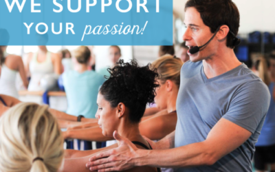 We Support Your Passion!