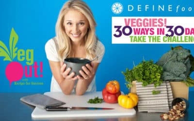 Veg Out With Us This Month & Receive a DEFINE foods Snack Bundle Valued at $55!